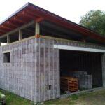 suchá výstavba garáže - STAVSI