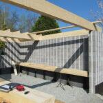 konstrukce střechy na STAVSI