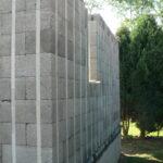 stavba chaty z materiálu STAVSI