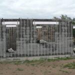 stěna domu z materiálu STAVSI
